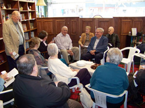 Discussion of Martin Chuzzlewit 2009